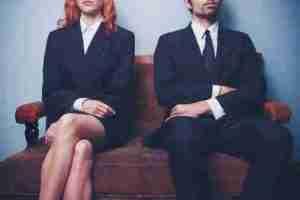 Couple considering divorce